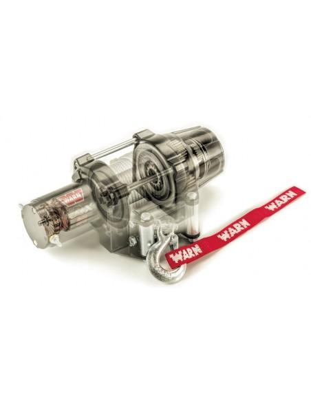 TREUIL Warn VRX 45-S 2041 Kg 12v corde synthétique