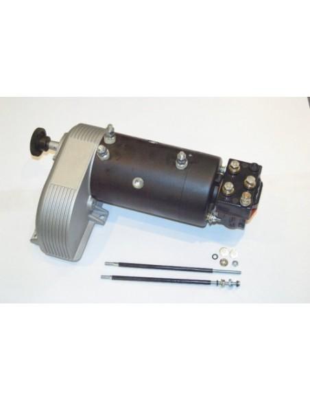 Kit fixation relais a l'extrémité moteur Bowmotor 2+