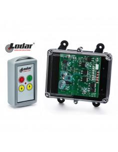 Système LODAR de télécommande radio sans fil complet pour treuil 8v - 24v
