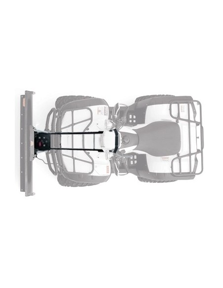 Kit complet de lame 127cm. pour Outlander 400/500/650/800 fixation centrale