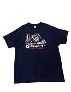 T-SHIRT HOMME GIGGLEPIN RACE taille M