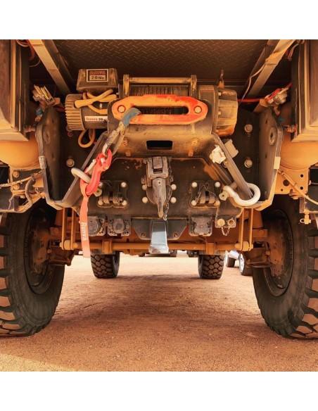 Treuil Electrique Runva 9070kg 24Volts