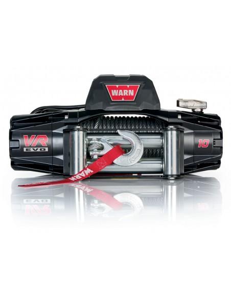 WARN VR EVO 10 4500kg  12 volts radio commande