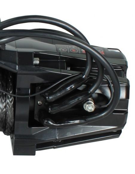 WARN VR EVO 10 4500kg  12 volts radio commande détail