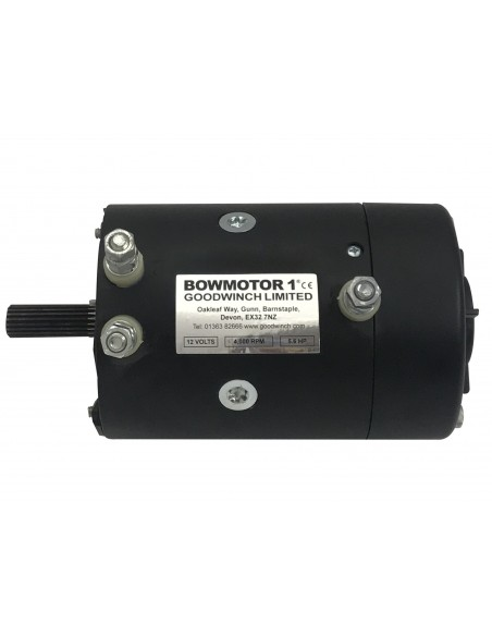Moteur de treuil BOWMOTOR 1  24 volts