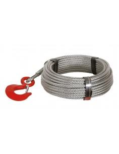 Cable de traction norme EN 12385-4