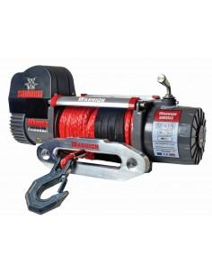 Treuil Electrique Warrior Samurai V2 3629kg 12v corde synthétique