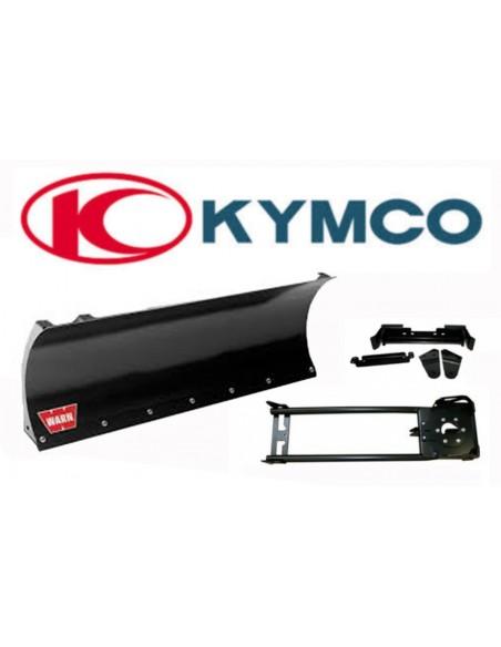 Kit complet de lame 127cm. pour MXU 375/400 IRS 4x4 2009-2010 fixation centrale