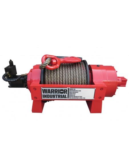 Treuil Hydraulique Industriel Warrior 9070kg