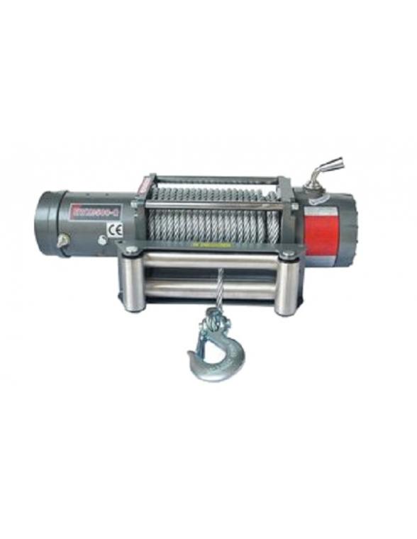 Treuil Electrique Runva 4309 kg 12v telecommande