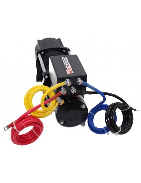 Treuil Electrique WinchExpert 2267 kg 12v corde et telecommande