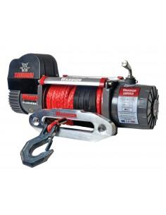 Treuil Electrique Warrior Samurai V2 5440kg  corde synthétique